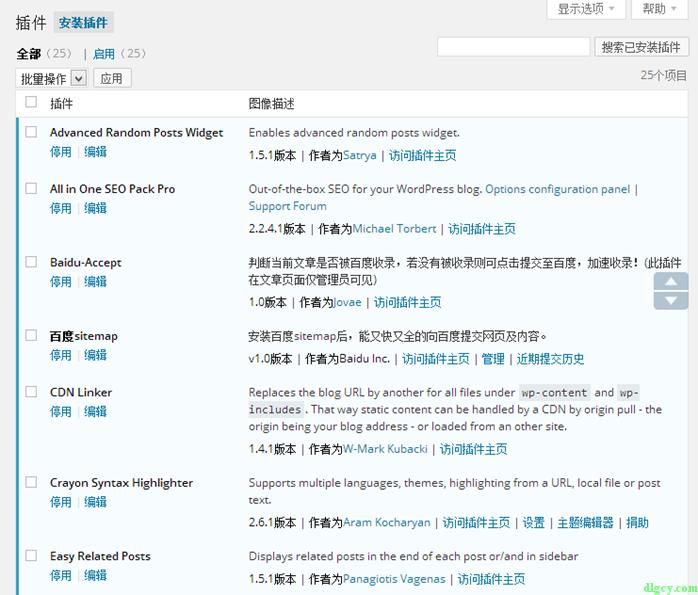 自用WordPress插件推荐插图