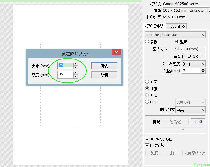 证件照排版打印软件推荐插图4