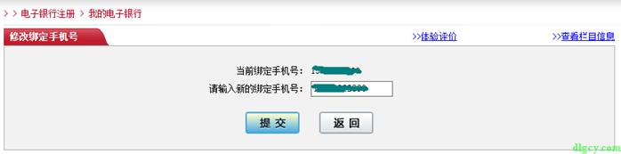 中国工商银行更改手机号绑定攻略插图(6)