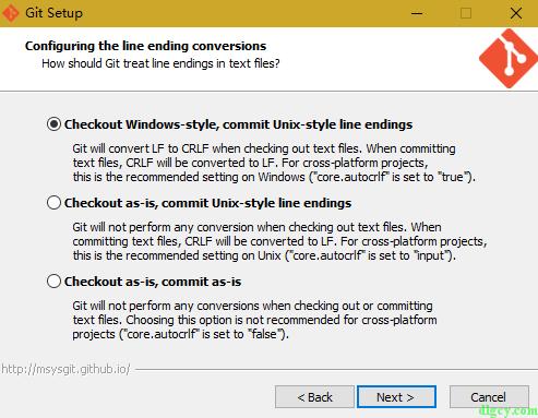 使用Git Extensions简单入门Git插图5