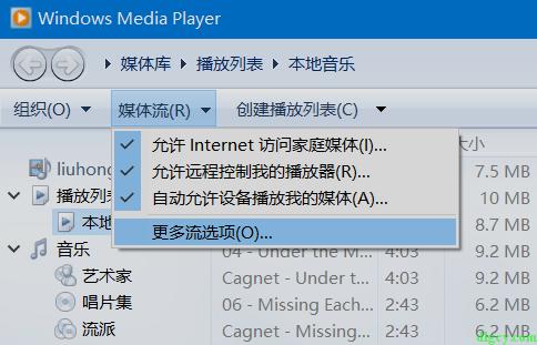 Windows端最稳定的DLNA音乐播放器推荐插图6