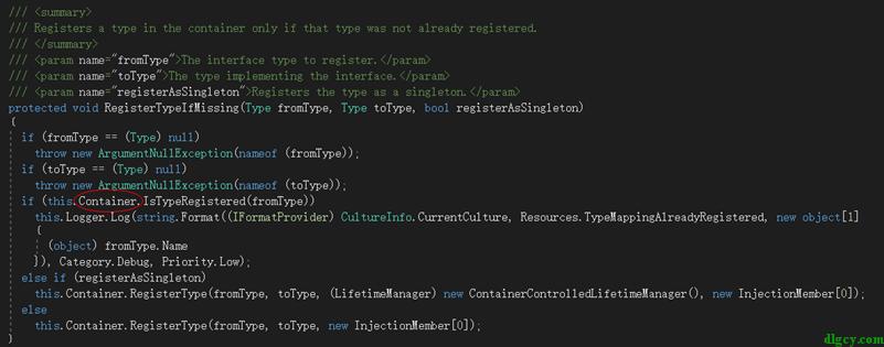 Unity容器依赖注入之属性注入使用备忘插图2