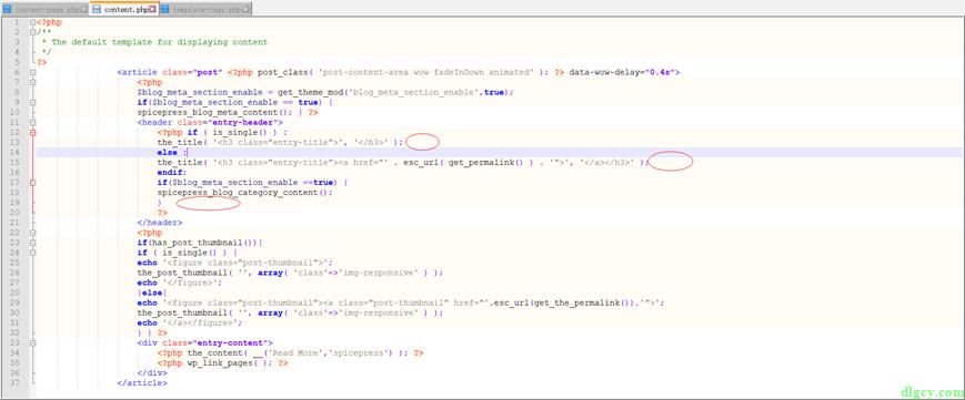 WordPress 使用 SpicePress 主题和 WP-PostViews 插件显示浏览量的简单方法插图