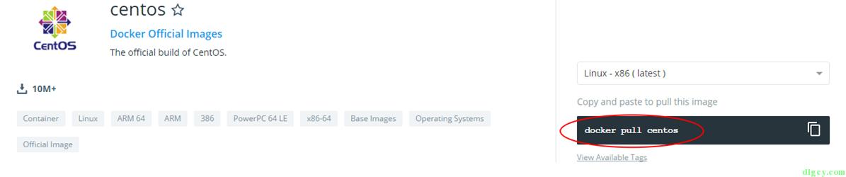 Docker Hub 使用初探插图1