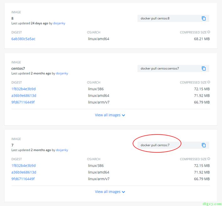 Docker Hub 使用初探插图2