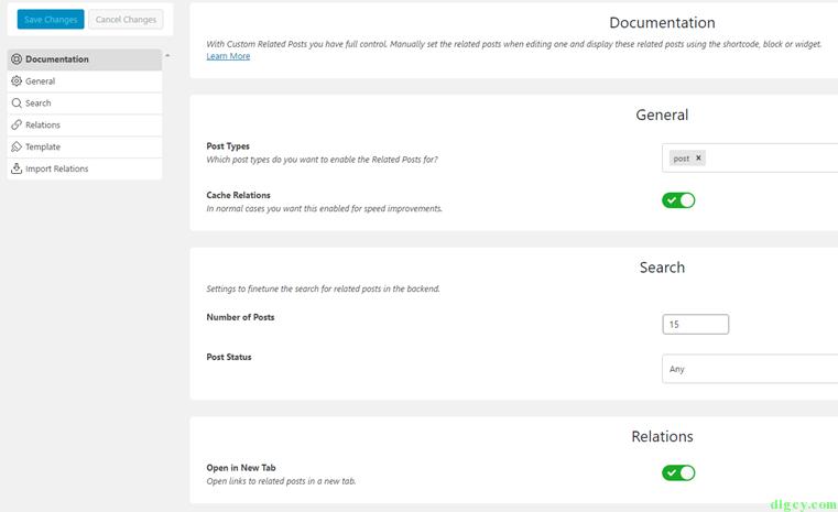 WordPress 在侧边栏添加显示相关文章功能插图4