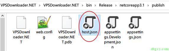 下载中转加速器 VPSDownloader.NET(.NET Core 程序部署到 Linux 系统)插图19