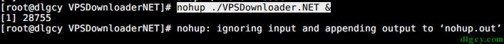 下载中转加速器 VPSDownloader.NET(.NET Core 程序部署到 Linux 系统)插图31