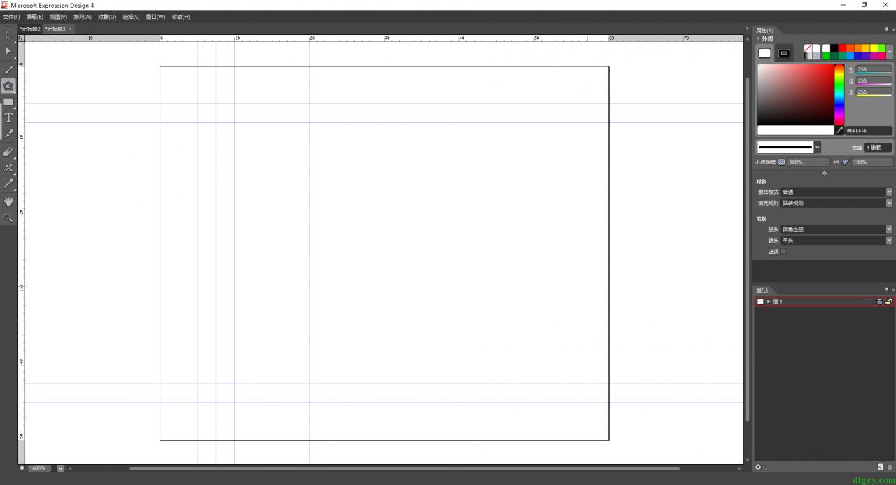 WPF 使用 Expression Design 画图导出及使用 Path 画图插图4