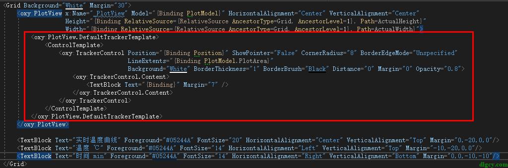 OxyPlot.Wpf 图表控件使用备忘插图14