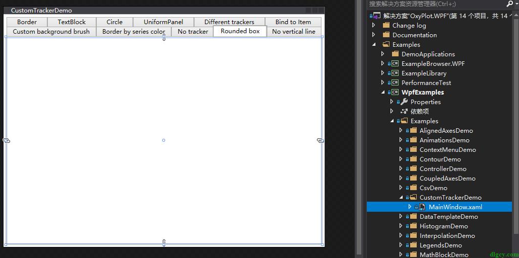 OxyPlot.Wpf 图表控件使用备忘插图15