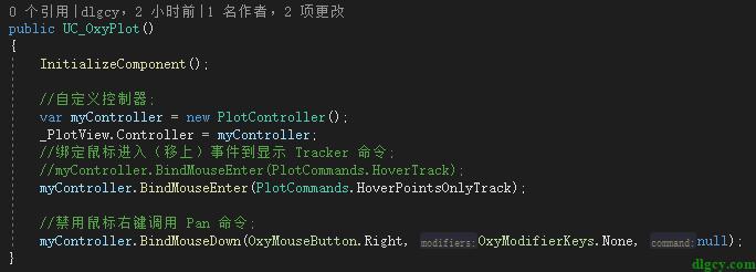 OxyPlot.Wpf 图表控件使用备忘插图8